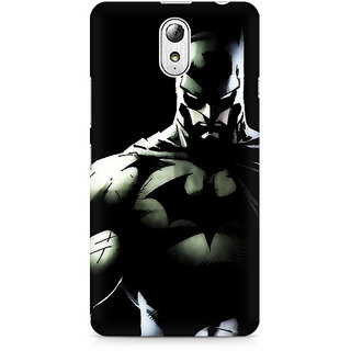 CopyCatz Batman Intense Premium Printed Case For Lenovo Vibe P1M