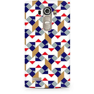 CopyCatz Checked Square Premium Printed Case For LG G4