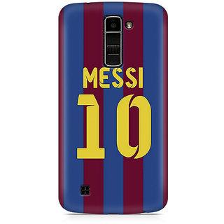 CopyCatz Messi 10 Premium Printed Case For LG K7
