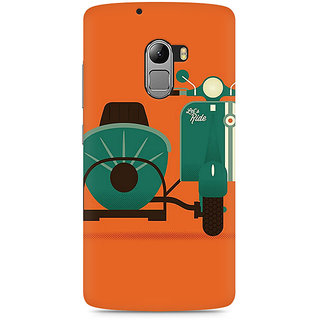 CopyCatz Threes Company Premium Printed Case For Lenovo K4 Note