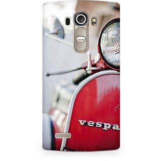 CopyCatz Vespa Front Premium Printed Case For LG G4
