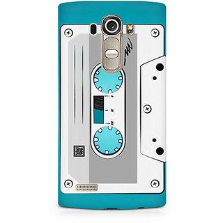 CopyCatz Casette Premium Printed Case For LG G4