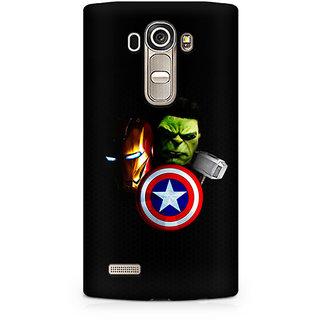 CopyCatz Avengers Premium Printed Case For LG G4