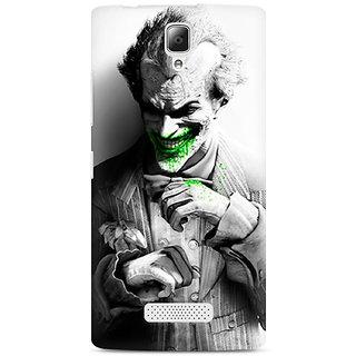 CopyCatz Arkham City Joker Premium Printed Case For Lenovo A2010