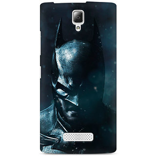 CopyCatz Batman The Dark Knight Premium Printed Case For Lenovo A2010