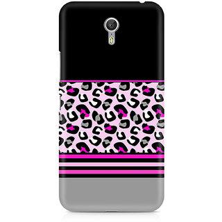CopyCatz Pink Cheetah Fusion Premium Printed Case For Lenovo Zuk Z1