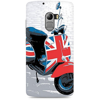 CopyCatz Vespa from UK Premium Printed Case For Lenovo K4 Note