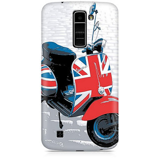 CopyCatz Vespa from UK Premium Printed Case For LG K10