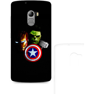 CopyCatz Avengers Premium Printed Case For Lenovo K4 Note
