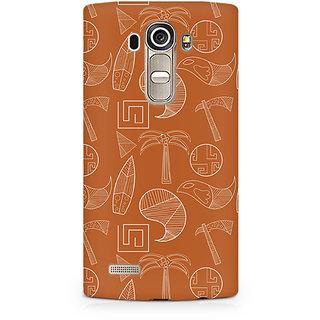 CopyCatz Tribal Tools Premium Printed Case For LG G4