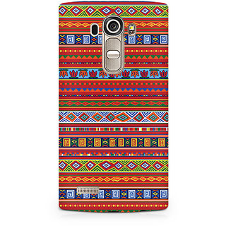 CopyCatz Ethnic Pattern Abstract Premium Printed Case For LG G4