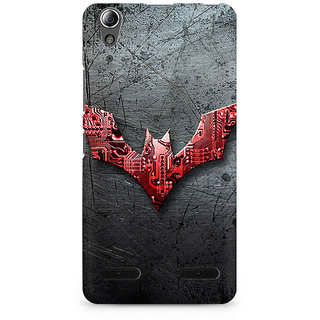 CopyCatz Batman Beyond Logo Premium Printed Case For Lenovo A6000