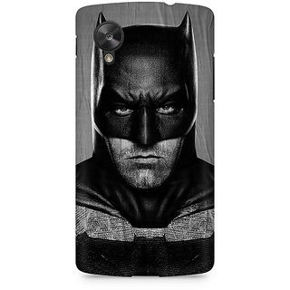 CopyCatz Batman The Dark Crusader Premium Printed Case For LG Nexus 5