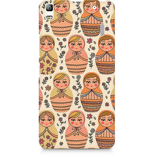 CopyCatz Lovely Dolls Premium Printed Case For Lenovo A7000