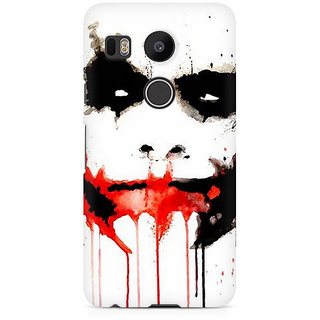 CopyCatz Joker Premium Printed Case For LG Nexus 5X