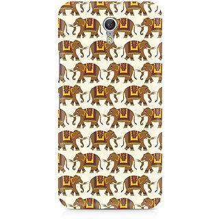 CopyCatz Enchanting India Elephant Artwork Premium Printed Case For Lenovo Zuk Z1