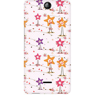 CopyCatz Love Puzzles Premium Printed Case For Micromax Canvas Juice 3 Q392