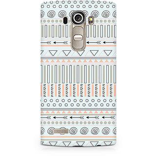 CopyCatz Tribal Chic04 Premium Printed Case For LG G4