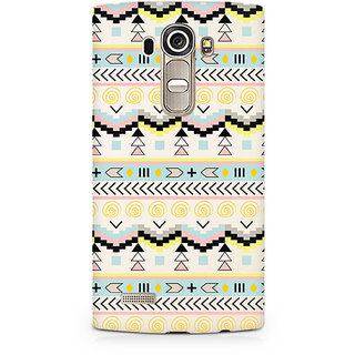 CopyCatz Tribal Chic06 Premium Printed Case For LG G4