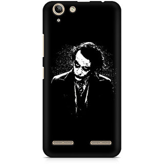 CopyCatz The Joker Art Premium Printed Case For Lenovo K5 Plus