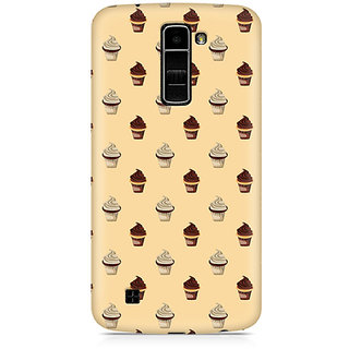 CopyCatz Cream Cupcakes Premium Printed Case For LG K10