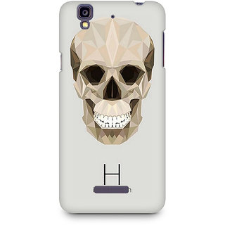 CopyCatz H For Human Premium Printed Case For Micromax YU Yureka A05510