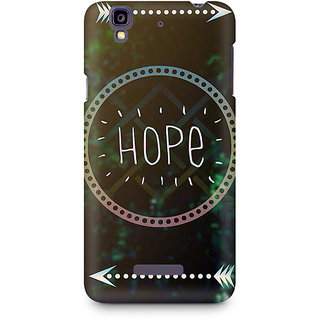 CopyCatz Hope Arrow Premium Printed Case For Micromax YU Yureka A05510
