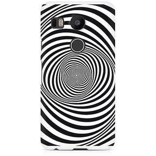 CopyCatz Revolving Illusion Premium Printed Case For LG Nexus 5X