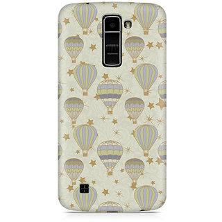 CopyCatz Stars and Balloons Premium Printed Case For LG K10