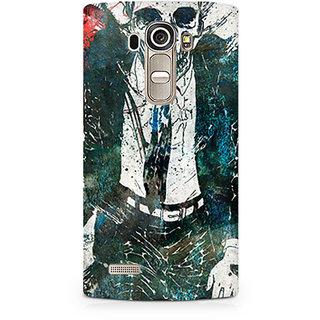 CopyCatz Dead Man Walking Premium Printed Case For LG G4