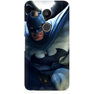 CopyCatz Batman in DC Universe Premium Printed Case For LG Nexus 5X