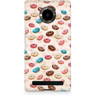 CopyCatz Colorful Cupcakes Premium Printed Case For Micromax YU Yuphoria