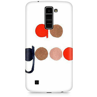 CopyCatz Do Good Premium Printed Case For LG K10