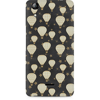 CopyCatz Hot Air Balloons Premium Printed Case For Micromax Canvas Selfie 2 Q340