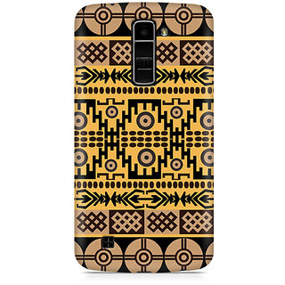 CopyCatz Geometric Abstract Premium Printed Case For LG K7