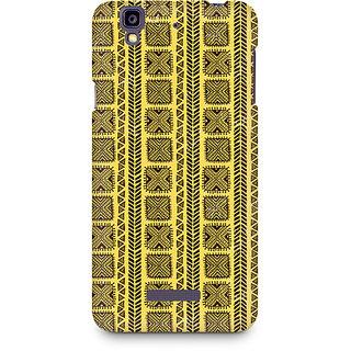 CopyCatz Tribal Vintage Ethnic Pattern Premium Printed Case For Micromax YU Yureka A05510