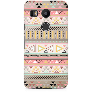 CopyCatz Tribal Chic09 Premium Printed Case For LG Nexus 5X