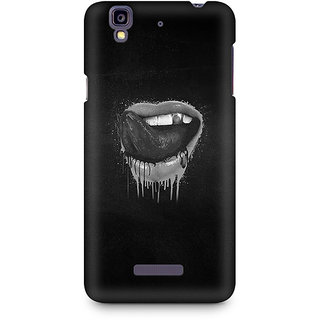CopyCatz Delivious Lips Premium Printed Case For Micromax YU Yureka A05510