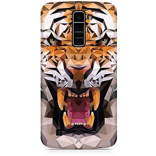 CopyCatz Roaring Tiger Premium Printed Case For LG K10