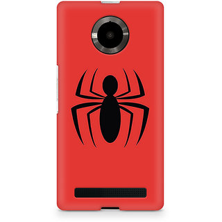 CopyCatz SpiderMan Spider Premium Printed Case For Micromax YU Yuphoria