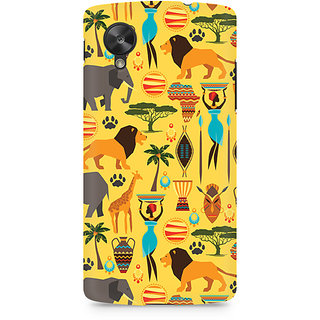 CopyCatz Tribal Africa Premium Printed Case For LG Nexus 5