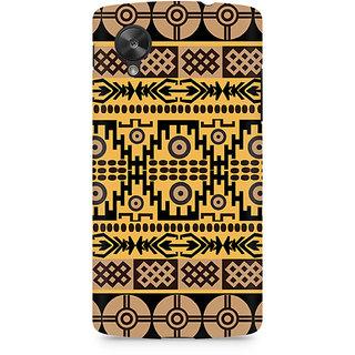 CopyCatz Geometric Abstract Premium Printed Case For LG Nexus 5