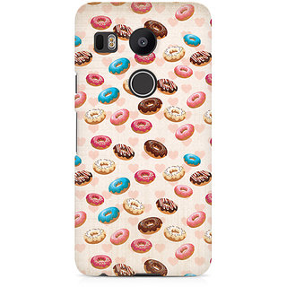 CopyCatz Colorful Cupcakes Premium Printed Case For LG Nexus 5X