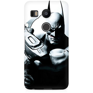 CopyCatz Batman Arkham City Premium Printed Case For LG Nexus 5X