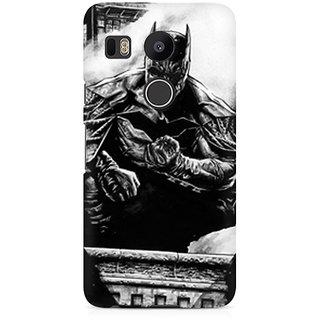 CopyCatz Batman Premium Printed Case For LG Nexus 5X
