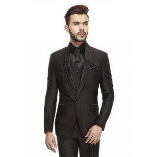 La Scoot Black Men Suits