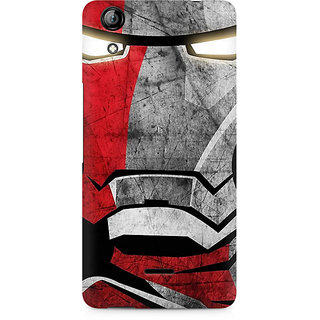 CopyCatz Red Soldier Premium Printed Case For Micromax Canvas Selfie 2 Q340