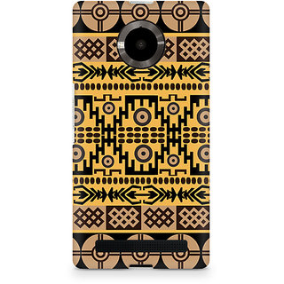 CopyCatz Geometric Abstract Premium Printed Case For Micromax YU Yuphoria