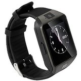 Smartwatch Bluetooth(Sim Supported) with apps for Celkon Smartron A67 by JIYANSHI