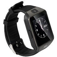 Smartwatch Bluetooth(Sim Supported) with apps for iBall Andi 5T Cobalt 2 by JIYANSHI